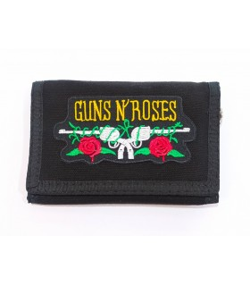 CARTERA GUNS&ROSES