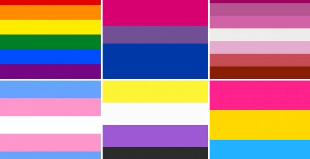 Banderas LGTB+: ¿conoces su historia y significado?